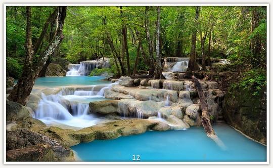 Wasserfall 12