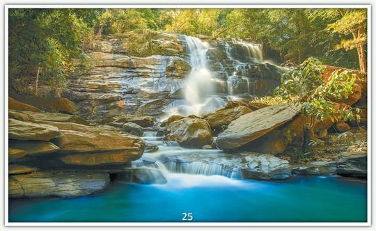 Wasserfall 25